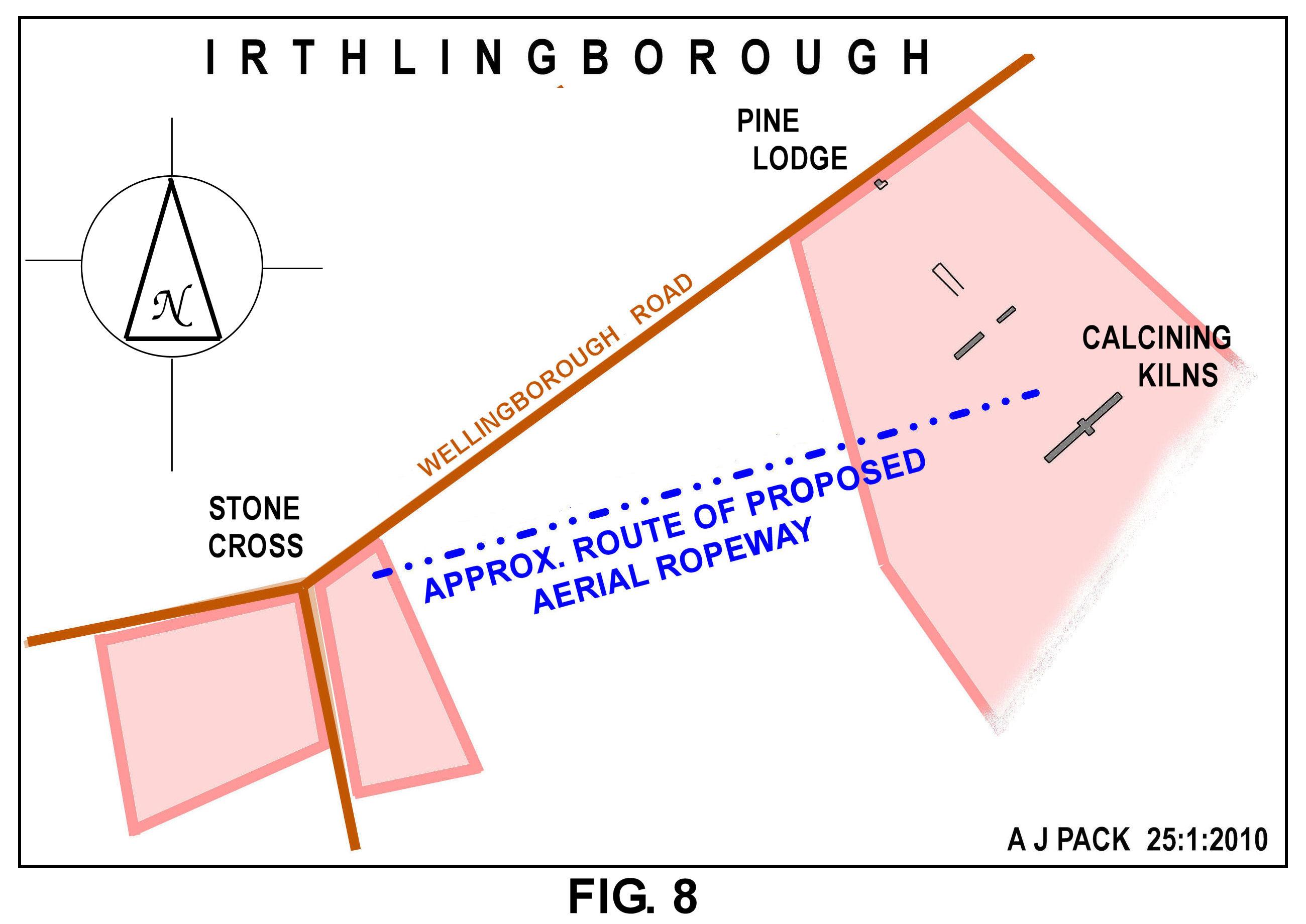 Stone Cross area